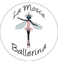La Mosca Ballerina – Ecole de danse Leucate village Logo
